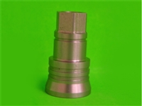 Stainless Starter nut with Snap Ring groove