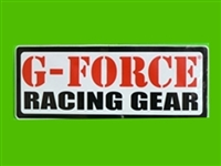G-Force Contingency Decal