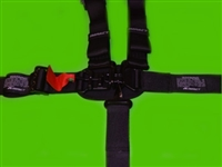 Impact Latch and Link 5 point Safety Harness
