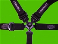 Impact Camlock Seatbelts