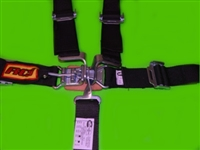 RCI Lever lock Seatbelts