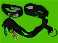 Crow Jr. Arm Restraints - Black