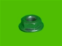 Hex Serrated Flange Nut 3/8