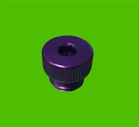 Oil Fill Plug - Short Thread